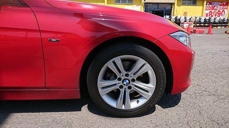 BMW スポーツ タイヤホイール
