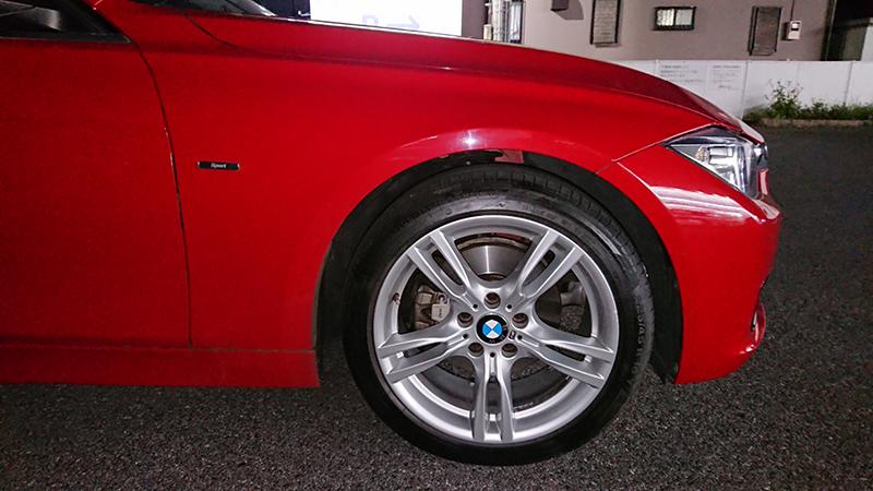 BMW Mスポーツ タイヤホイール